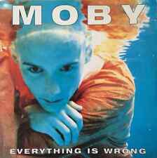 MOBY - Everything Is Wrong (LP) (VG/G++)