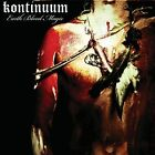 Earth Blood Magic by Kontinuum (CD, Sep-2012, Candlelight)