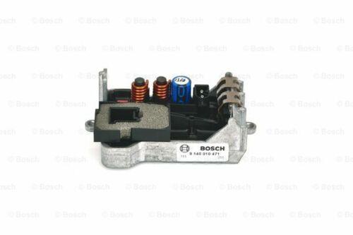 Bosch Régulateur Intérieur Ventilateur 9 140 010 471 pour