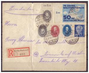 DDR-Einschreiben-MiNr-242-251-261-264-266-Berlin-Pankow-nach-Zinnowitz-1950