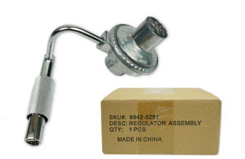 Coleman Regulator Assembly 9942-5251 fonctionne avec 9941-765//768//455 Roadtrip Grill