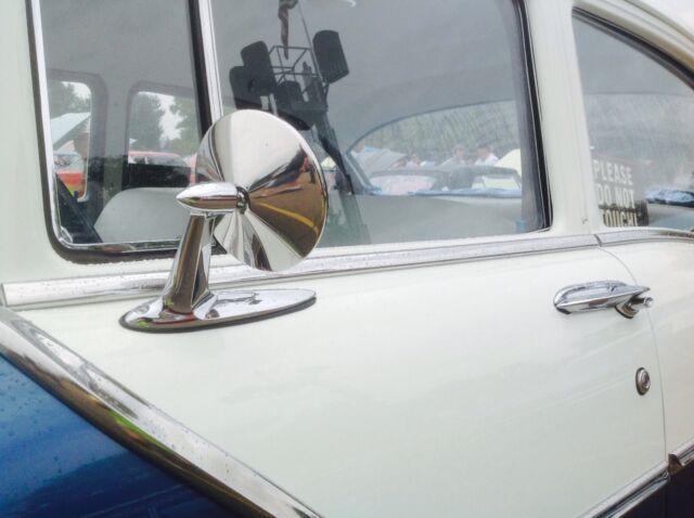1953 1954 1955 1956 1957 Pontiac Outside Door Mirrors Pair 2 For Sale Online Ebay