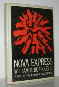 William-S-Burroughs-NOVA-EXPRESS-1st-Edition-1964
