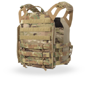 Crye Precision JPC 2.0 - Jumpable Plate Carrier Vest - MultiCam - Large