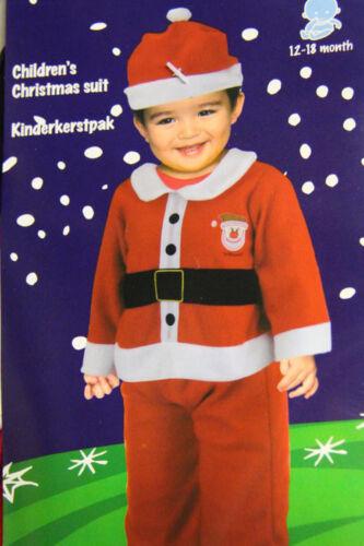 Baby Kinder Kostüm Weihnachten Weihnachtskostüm Weihnachtsanzug Rentier Geschenk