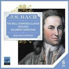 Bach: The Well-Tempered Clavier; Toccatas; Goldberg Variations (CD, Sep-2012, Erato (USA))