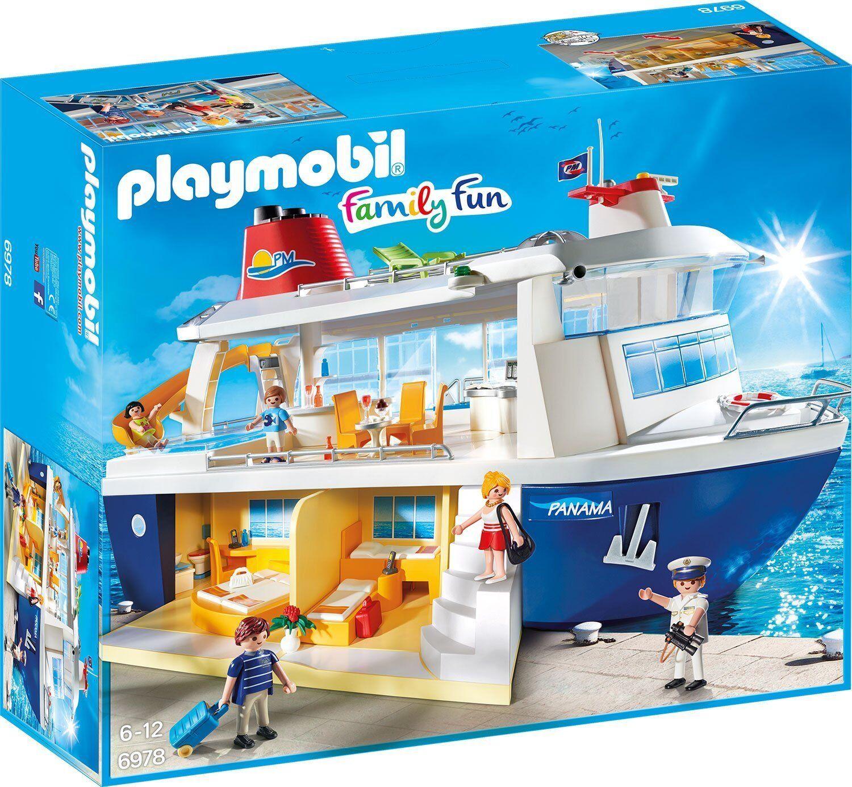 Playmobil  Family divertimento 6978 Crociera - nuovo e sealed  promozioni