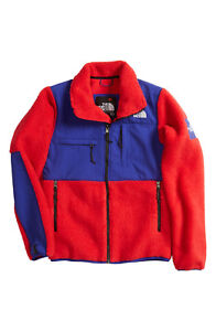 06221cc4a Details about The North Face x Nordstrom Denali Red Fleece Jacket Olivia  Kim TNF Pop-In XS