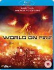 World on Fire 5060262850510 With Brad Dourif Blu-ray Region B