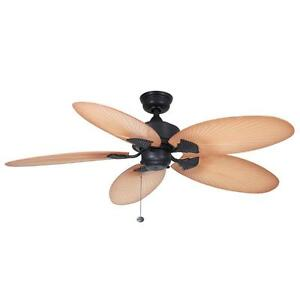 52 In Lillycrest Outdoor Aged Bronze Ceiling Fan Replacement Parts EBay
