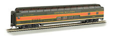 HO-Gauge - Bachmann - Great Northern - 85' Full-Dome Passenger Car w/ Lighted In