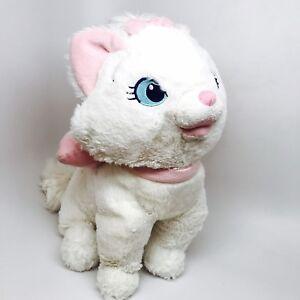 Disney Store Aristocats Marie Cat Plush 12 Stuffed Animal Gift