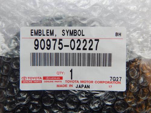 * Nouveau véritable 2010-LEXUS CT200H ZWA10 avant Grille Badge emblème 90975-02227
