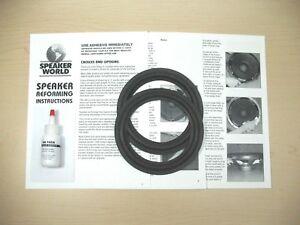 Klipsch-Dual-6-5-034-Subwoofer-Foam-Repair-Kit-Model-V-2-400