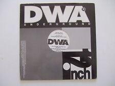 "Promo L.P. DWA 00.83  - Disco Mix 12"" 33 Giri Vinile PROMO Stampa Italia 1993"