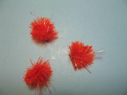3 X Hot Orange Taches Taille 10 14 disponible 12