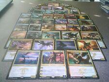 MTG Magic FIVE COLOR MODERN SARKHAN DECK Dragons Dragon LOT RARE Multi Colored