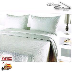 Textil 180 Vitoria Colcha Portugues 105 90 Alta 150 135 Calidad Blanca Fina COCnWqT