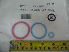 Caterpillar 3406E C13 C15 Injector O-Ring Kit PAI # 321285 Ref.# 2481394 1895390