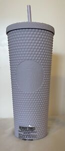 STARBUCKS STUDDED MATTE LILAC TUMBLER NEW With Tags MEXICO EDITION