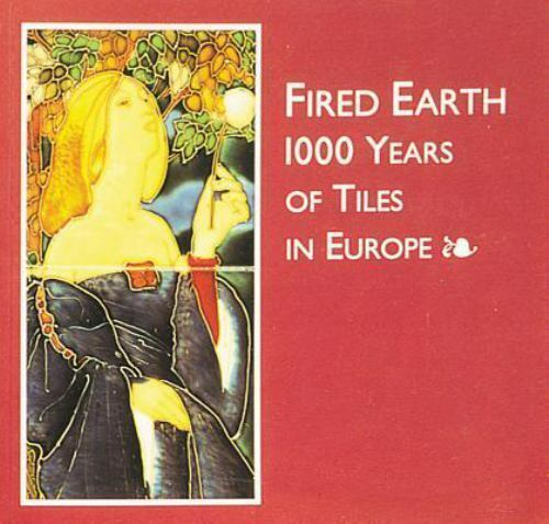 """Fired Earth : 1,000 Years of Tiles in Europe-ExLibrary by Lemmen, Van Hans """