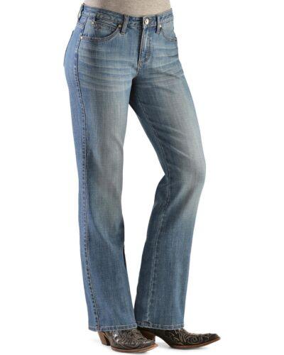 bootcut Aura Wrangler S 22 tasca istantaneamente Women jeans dimagrisce ricamati 51071283076 6SxW7H1qwU