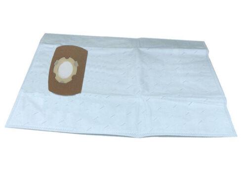 CMI tra l/'altro Tessuto non tessuto 10-20-30 Sacchetto per aspirapolvere 30 L adatto per Bosch bulkraft