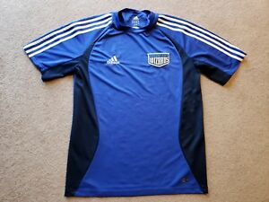 finest selection 084ce d0c43 Details about Adidas Kansas City Wizards Sporting KC Soccer Jersey MLS VTG  90s Mens sz Small S