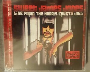 Details about PIMP C Live From Harris County Jail SEALED rare Texas rap UGK  Pimpin Ken Cory Mo