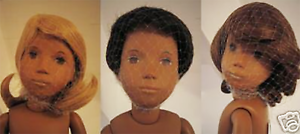 Doll-Hair-Nets-3-pack-Sasha-Gregor-Toni-vintage-16-034-doll