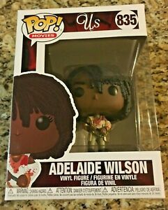 FUNKO POP MOVIES US ADELAIDE WITH CHAINS AND FIRE POKER VINYL FIGURE #835