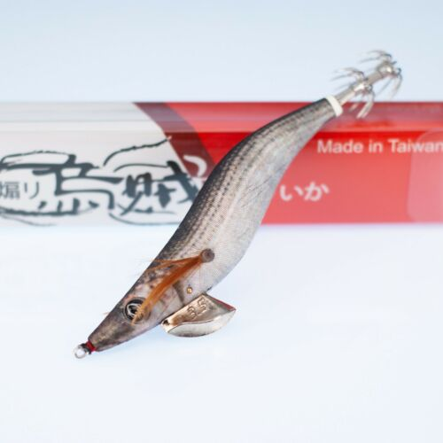 RUI SQUID JIG GS05 MULLET UPGRADED EDITION Size 3.5 EGI LURE