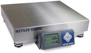 NEW-SEALED-Mettler-Toledo-BC-60U-Shipping-Scale-ABS-PLATTER-for-PS60-RS232