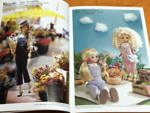 Doll's Closet : Making Doll Clothes and Accessories Japanese Book #1194