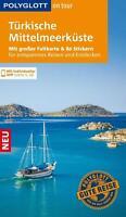 POLYGLOTT on tour Reiseführer Türkische Mittelmeerküste (2016)