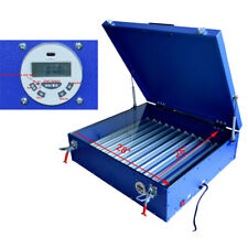 Extra Large Screen Printing Led Exposure Unit 25x28 With 12pc Ultraviolet Light