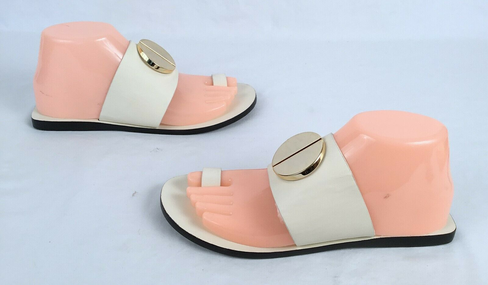 Mercedes Castillo & 039;Fallon& 039; Toe Loop Sandal - Size US 6.5 EU 36.5- 425 (J1)