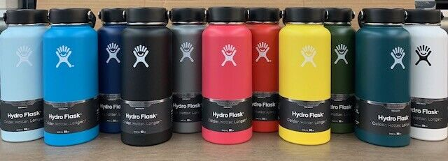 Hydro  Flask Wide Mouth Stainless Steel Bottle 32oz Water bottle  looking for sales agent