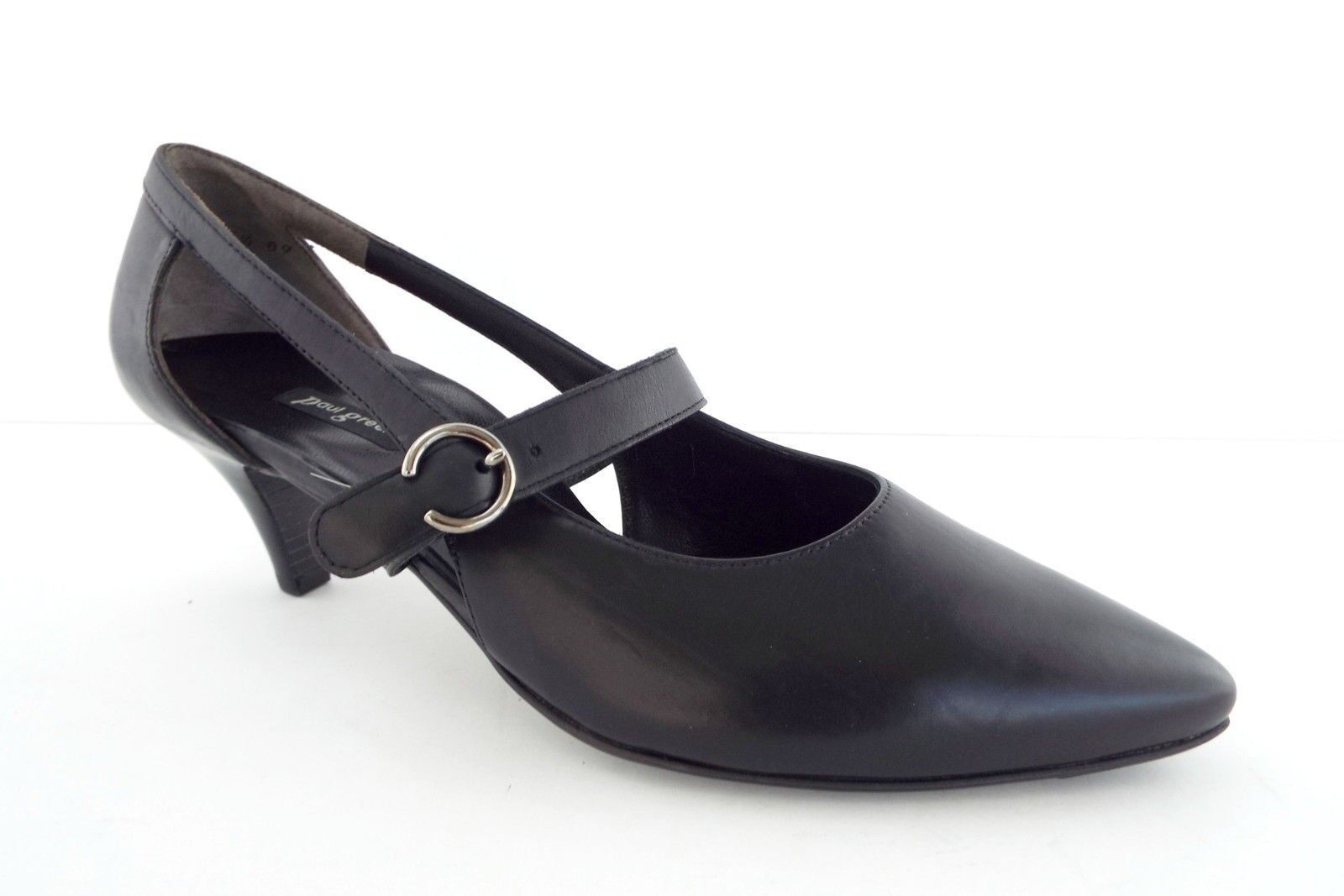 Pre owned in very good condition Paul green womans pumps pumps pumps black size 5.5 U.S. f42b52