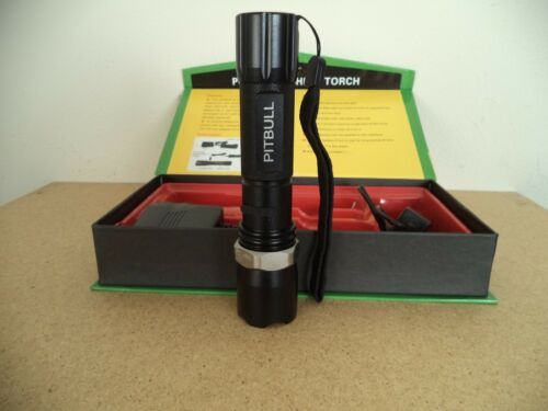 Rechargeable Flahlight-NEUF.