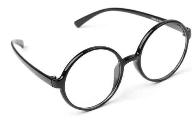 35f164af05e Large 360 Big Round Flexibility Frame Oversized Reading Glasses All  Strength Black 1.50