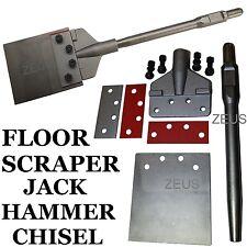 JACK HAMMER FLEXIBLE LINO & TILE FLOOR SCRAPER LIFTER JACKHAMMER CHISEL HITACHI
