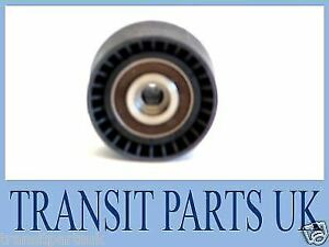 TRANSIT-IDLER-FAN-DRIVE-BELT-PULLEY-2006-ON-2-4-RWD