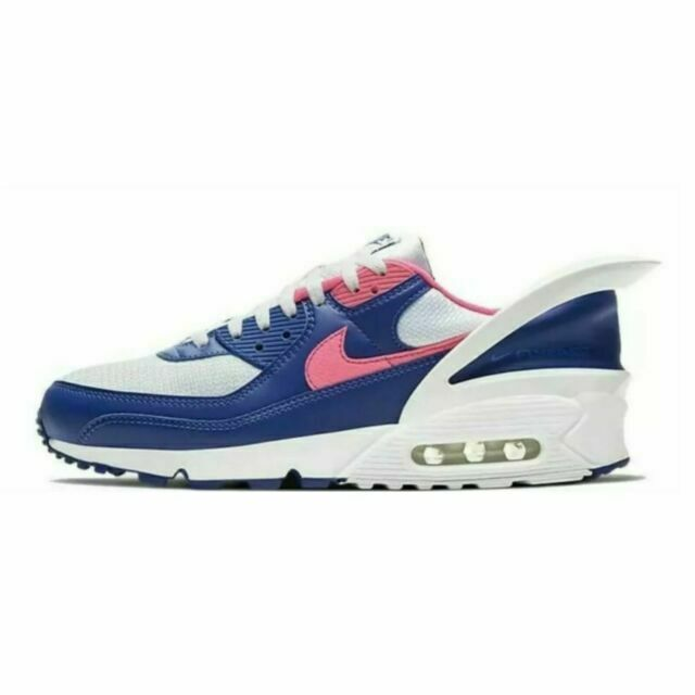 Size 13 - Nike Air Max 90 FlyEase Deep Royal Pink 2020 for sale ...