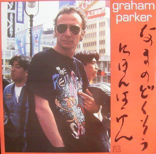 Graham Parker Live alone! Discovering Japan (1993) [LP]