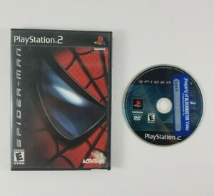 Spider-Man-The-Movie-Sony-PlayStation-2-2002-PS2-Case-and-Disc-Blockbuster