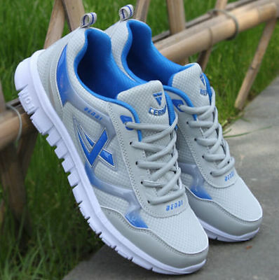2017 Fashion Breathable Recreational Sport Casual running Men's Golf shoes