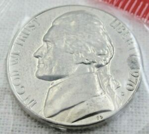 UNITED STATES    10 Cents    1970 D    UNC    COMBINED SHIPPING