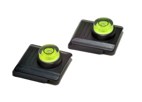 2x Hot Shoe Spirit Level Cover Cap for Some SONY ALPHA DSLR Cameras
