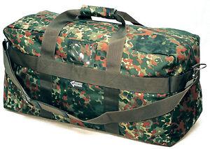 US-Army-Airforce-Bag-Tasche-Sporttasche-Reisetasche-BW-Bundeswehr-Flecktarn-NEU